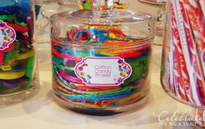 All About the Packaging: Candy Party Labels