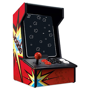 Can I Have This:? iPad Arcade Cabinet