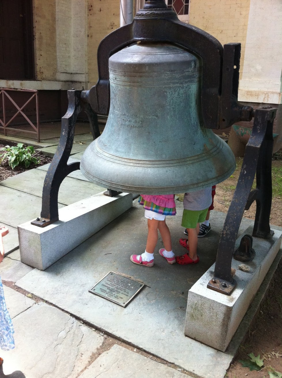 Things That Make Us Smile: A Bell