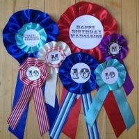 Easy DIY: Award Ribbons