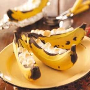 Taste of Home banana boat