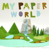 All About the Packaging: My Paper World