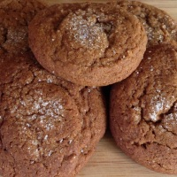 Make This: Martha Stewart's Ginger Cookies