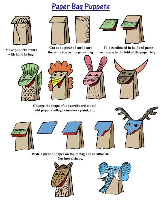 bagpuppets