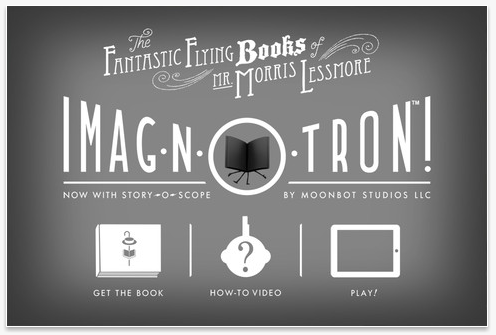 %22The Fantastic Flying Books of Mr. Morris Lessmore%22
