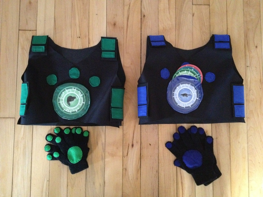 Easy Diy Wild Kratts Creature Power Suits Celebrate The
