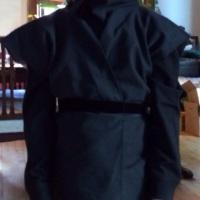 Easy DIY: Ninja Costume