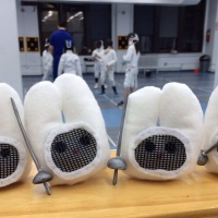 Easy DIY: Fencing Bunnies