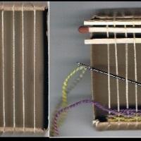 Easy DIY: Matchbox Loom